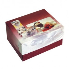 Boxes pastry forms